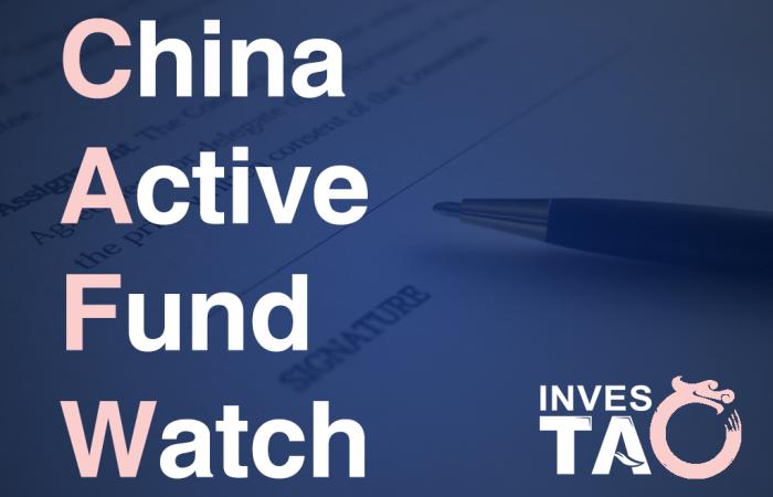 China Active Fund Watch
